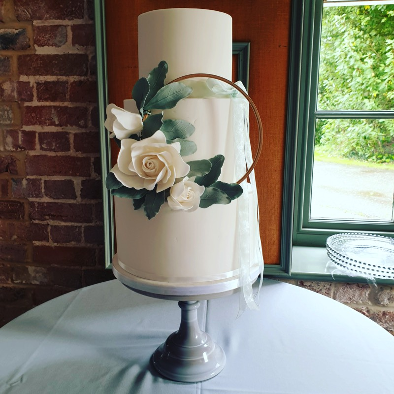 wedding cake Norfolk